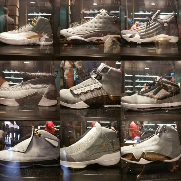 Here Is The Rest Of Air Jordan Trophy Room Collection
