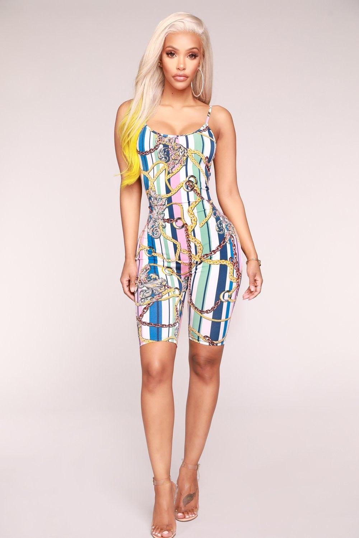 ee4c100923c Nova Season Print Romper - Pink Multi  17.99  ootd  style  fashion  runway