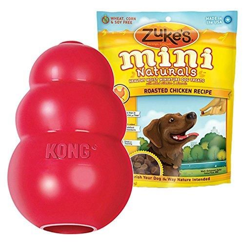 Kong Classic Large Rubber Chew Toy For Dogs World S Best