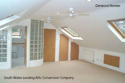 Attic Master Suite   How Much Do Loft Conversions Cost   Loft Conversions  Bridgend   Loft