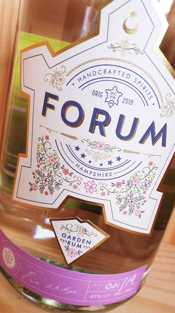 Forum Garden Rum, The Portsmouth Distillery Co 41
