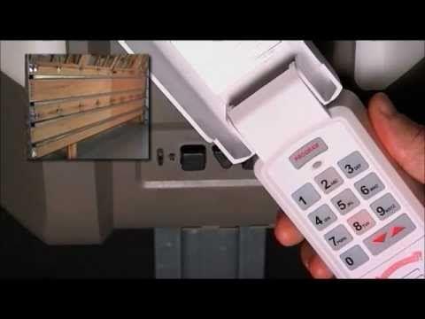 Program Wireless Keypad Model Okp Bx With Odyssey