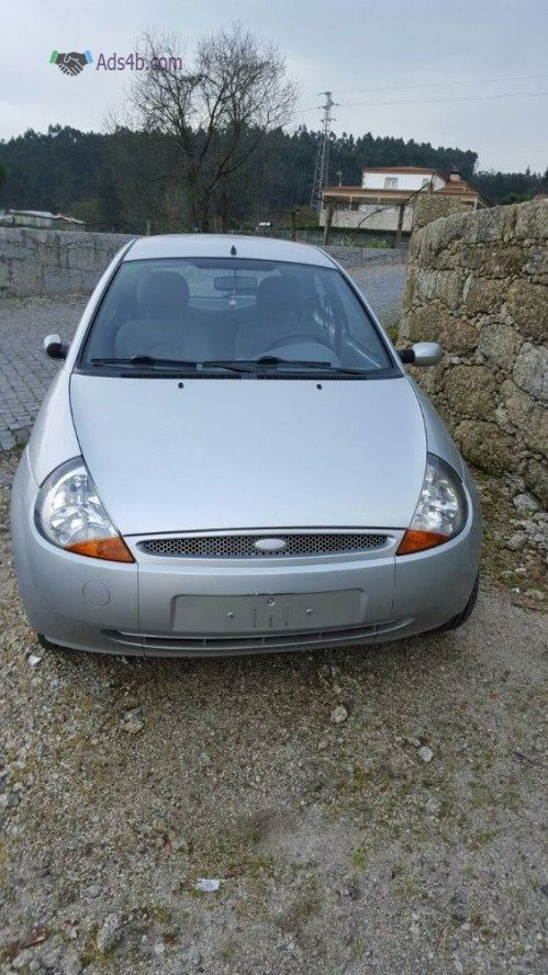 Ford Ka 1 3i 1997 Carro Para Pecas Enviamos Para Todo Pais Transportadora Correio Carros E Ford