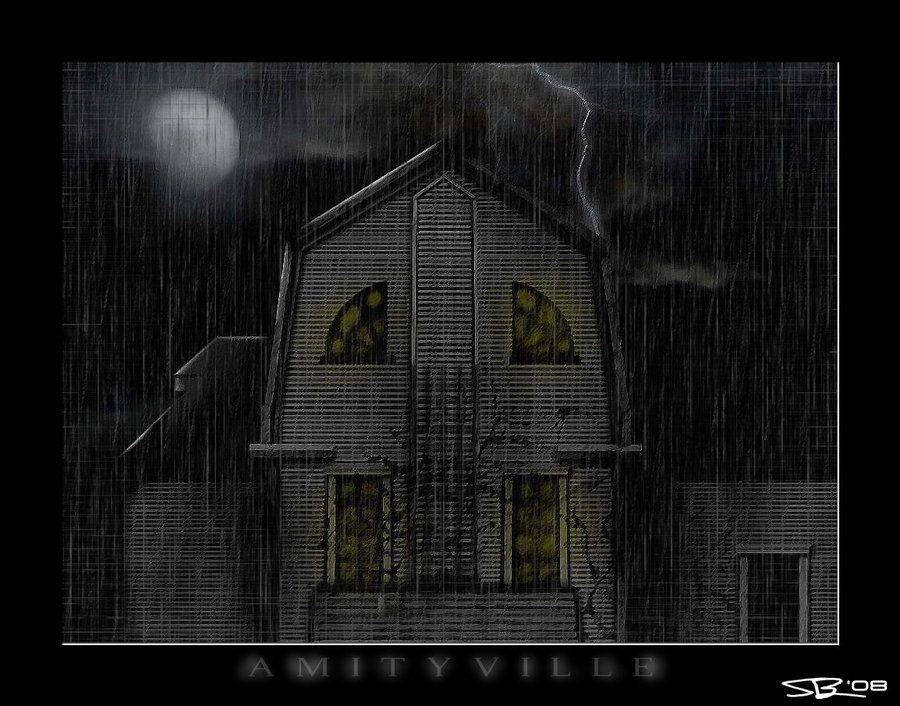 The new Amityville House by ryansd.deviantart.com on @deviantART
