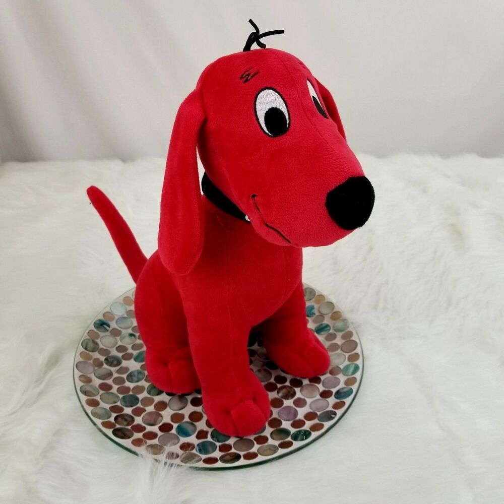 Clifford Big Red Dog Stuffed Plush Toy 13 Ot3 Kohlscares Red