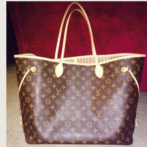 8cfab90c6ba2 Authentic Louis VUITTON Neverfull GM Authentic Louis VUITTON Neverfull G, Date  code SD2104, clean inside, trading value higher Louis Vuitton Bags Totes