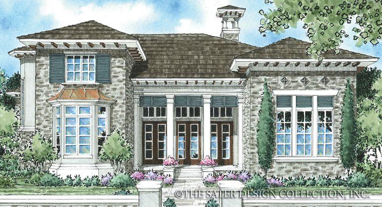 Edmonton House Plan Courtyard House Plans Courtyard House Luxury House Plans
