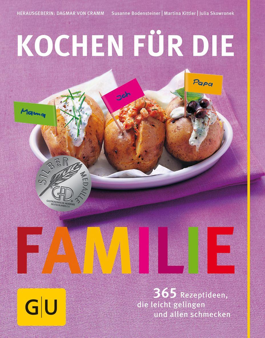 Kochen für die Familie - Susanne Bodensteiner - GU Online-Shop