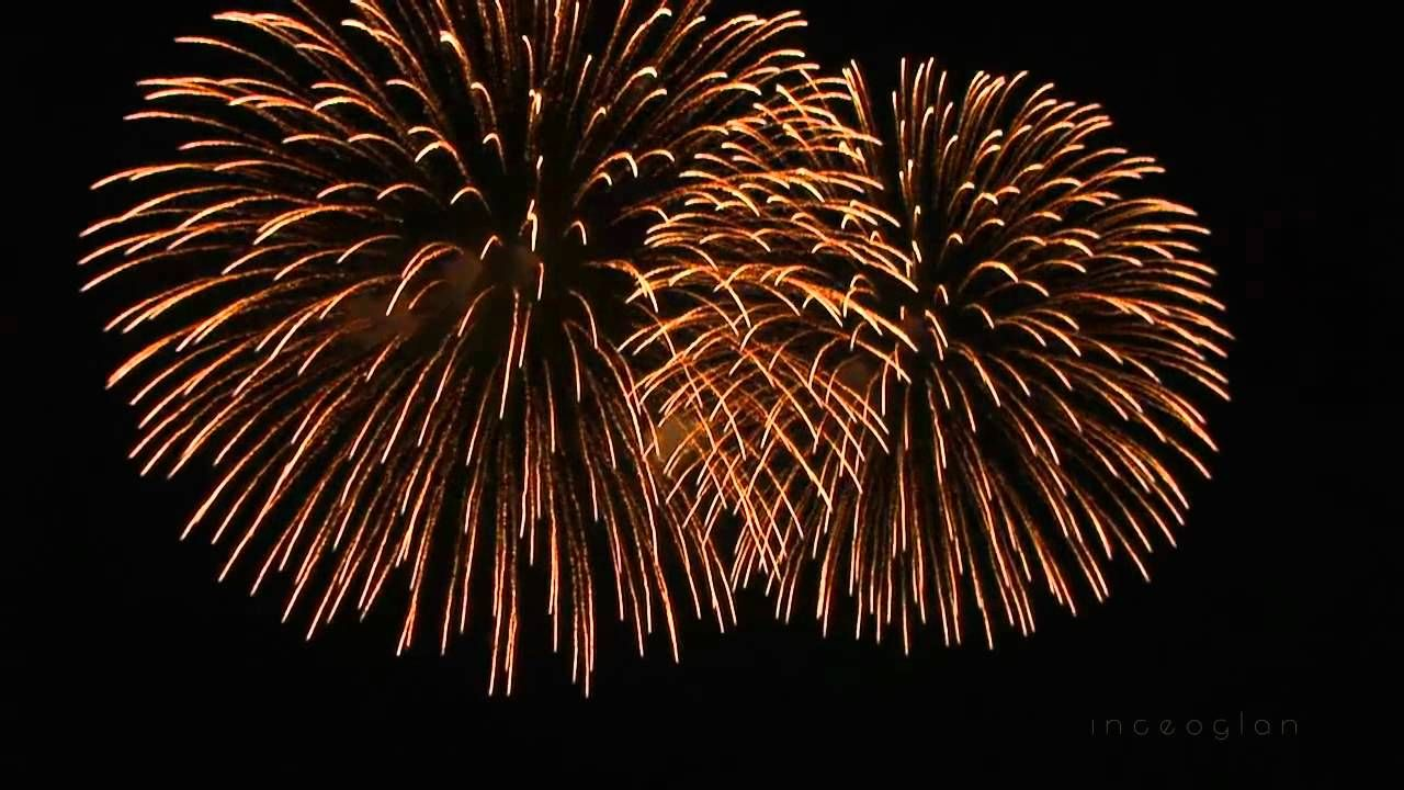 Happy New Year 2014 Fireworks - Frohes Neues Jahr [HD] | Makeda ...