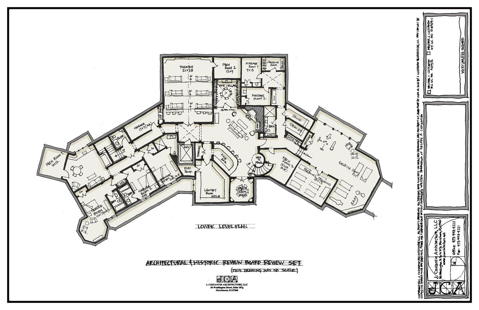 J Costantin Architecture Hamptons Ny Architect Jca