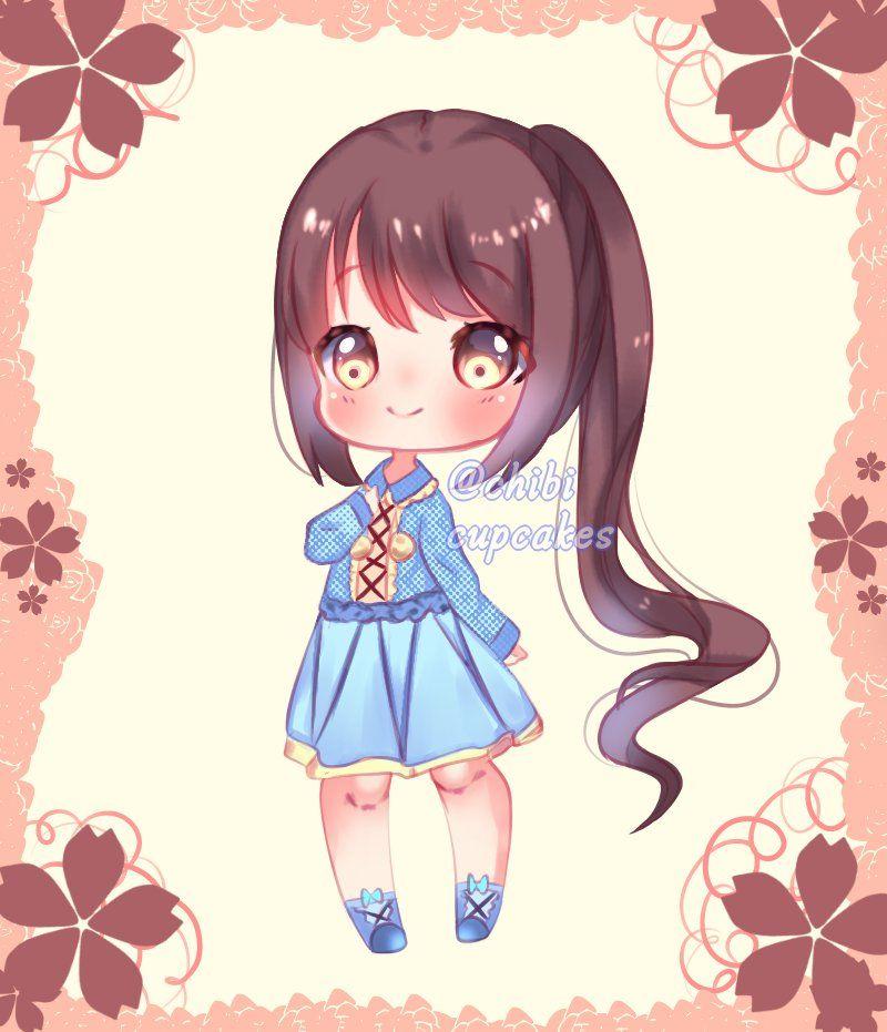 Anime Chibi Adorable Cute Drawings In 2020 Anime Chibi Cute Drawings Anime
