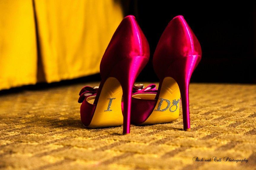 I Do Shoes: Photo by Photographer Jennifer Catron