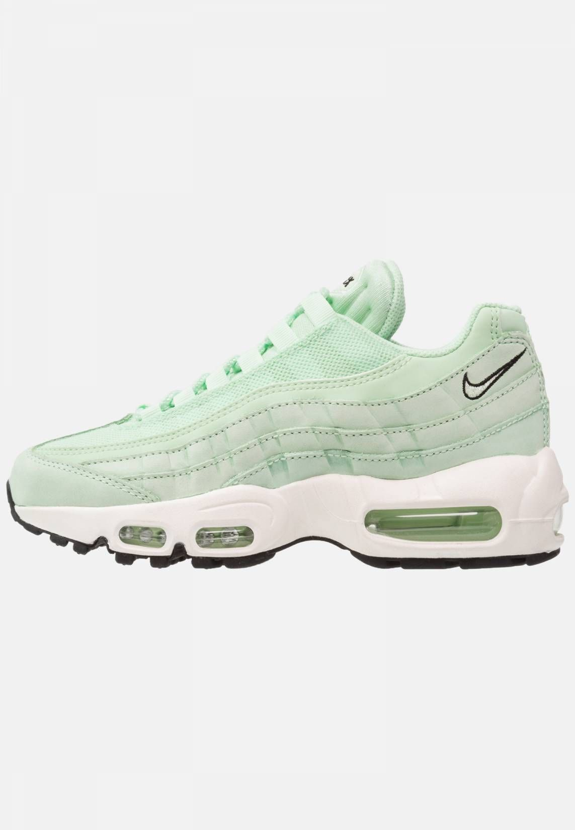 release date: 2de64 f7a97 Nike Sportswear. AIR MAX 95 - Baskets basses - fresh mint black. Semelle
