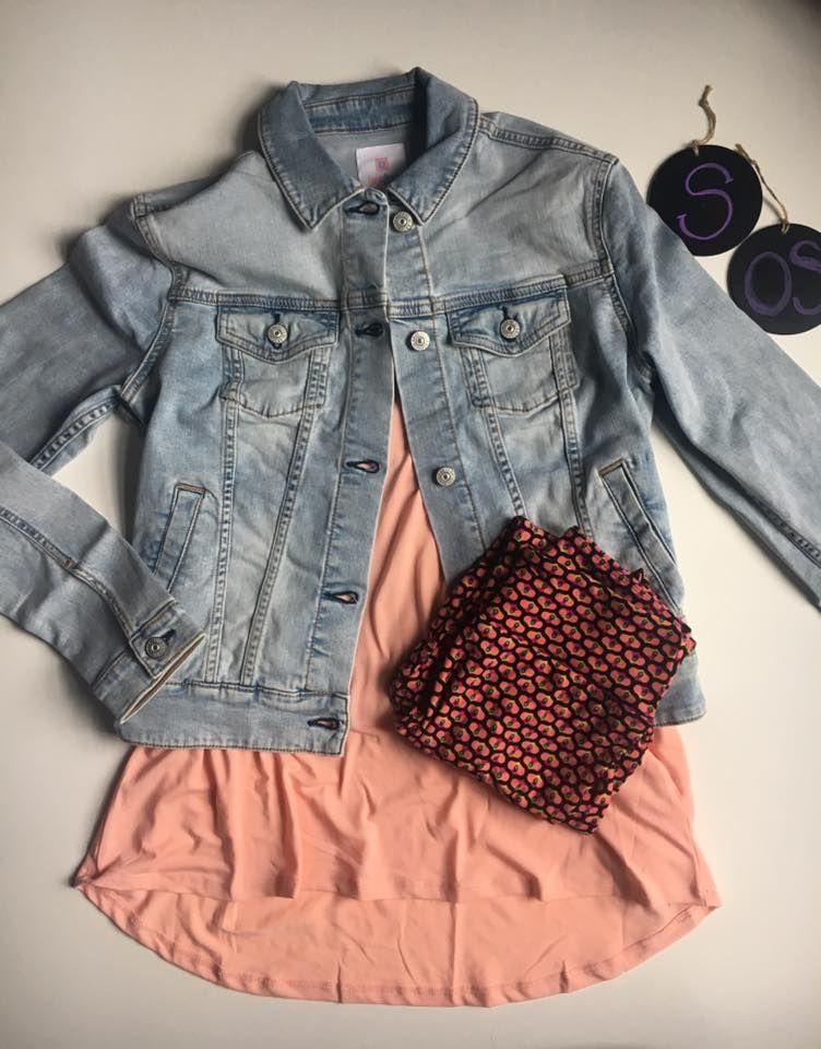 Have you seen the new LulaRoe Harvey and Jaxon jackets?! I need them