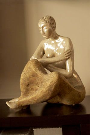 jolanta jung is an amazing pottery sculptor, her pieces are breathtaking
