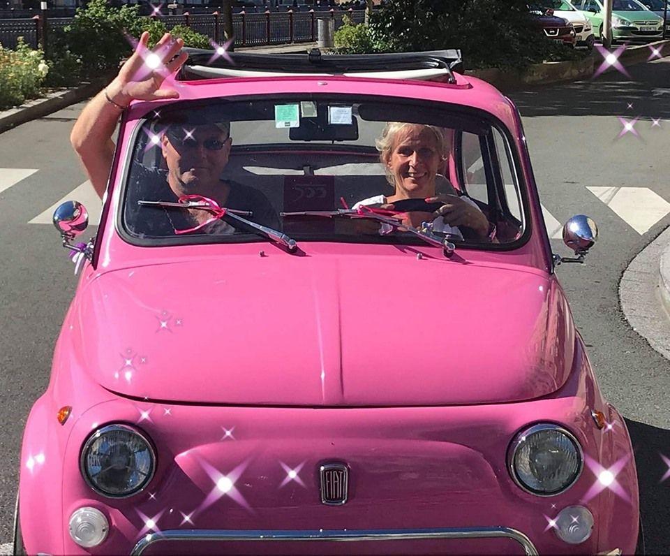 Pin By Meike Ahrberg Seidel On Fiat 500 4 Fiat 500 Fiat Pink Car