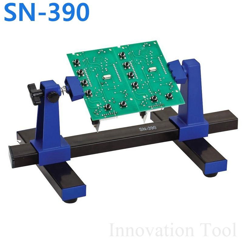 Universe Of Goods Buy Sn 390 Adjustable Printed Circuit Board Holder Frame Pcb Soldering And Assembly Stand Clam Printed Circuit Board Circuit Board Circuit