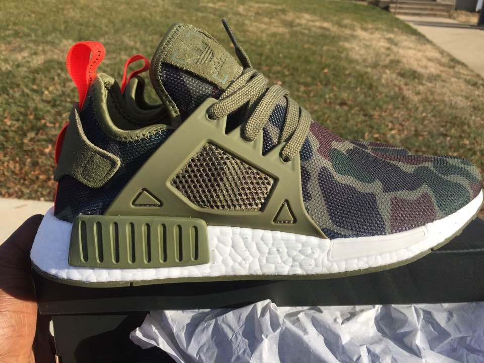 3a311184d ... free shipping up close with the adidas nmd xr1 duck camo ba7233 adidas  nmd and camo