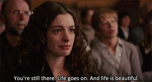 Life Is Beautiful Love And Other Drugs Movie Quotes In