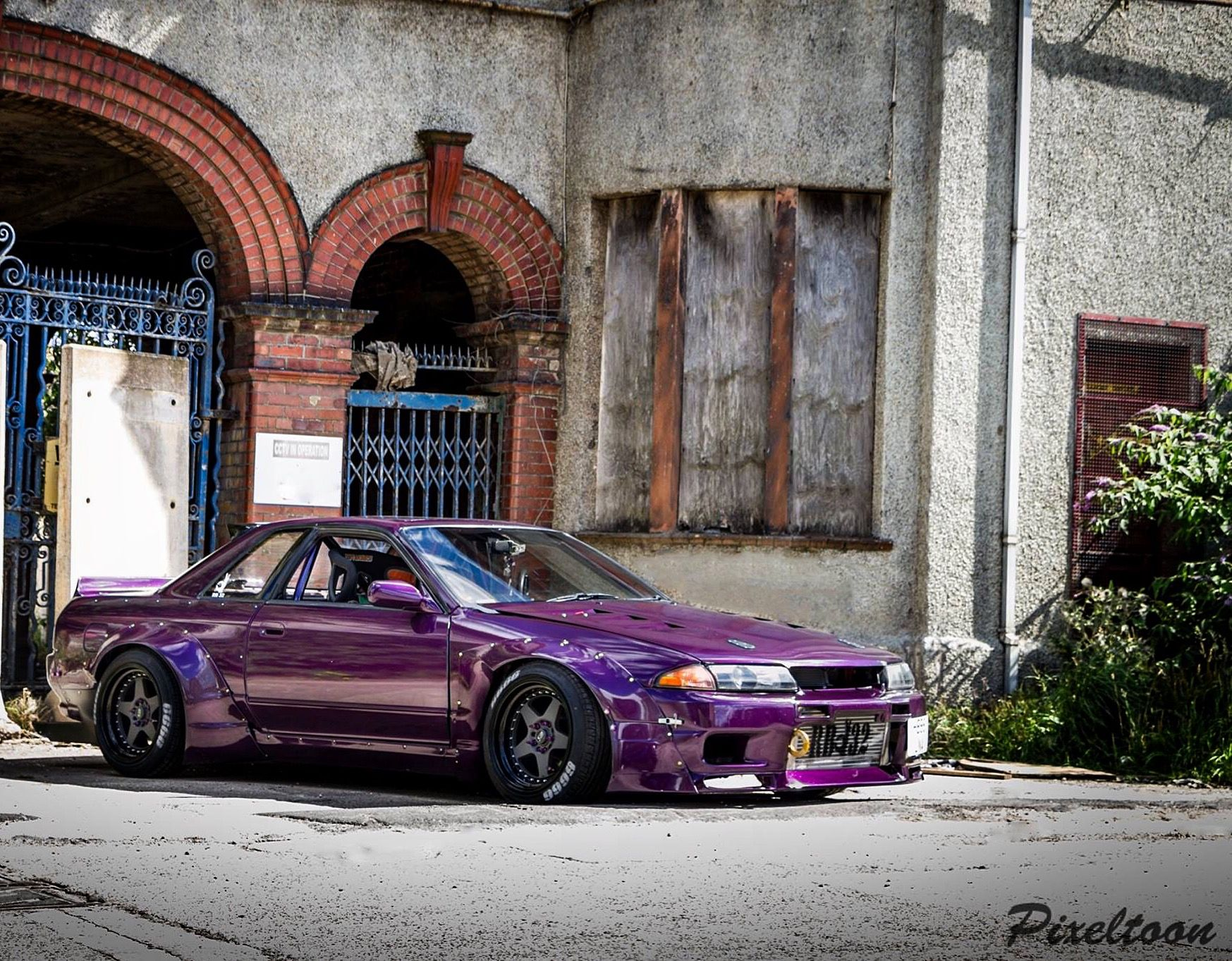 Smoodys Rocket Bunny R32 Skyline Rb32 Https Www Instagram Com Smoody San Nissan Skyline Weird Cars R32 Skyline
