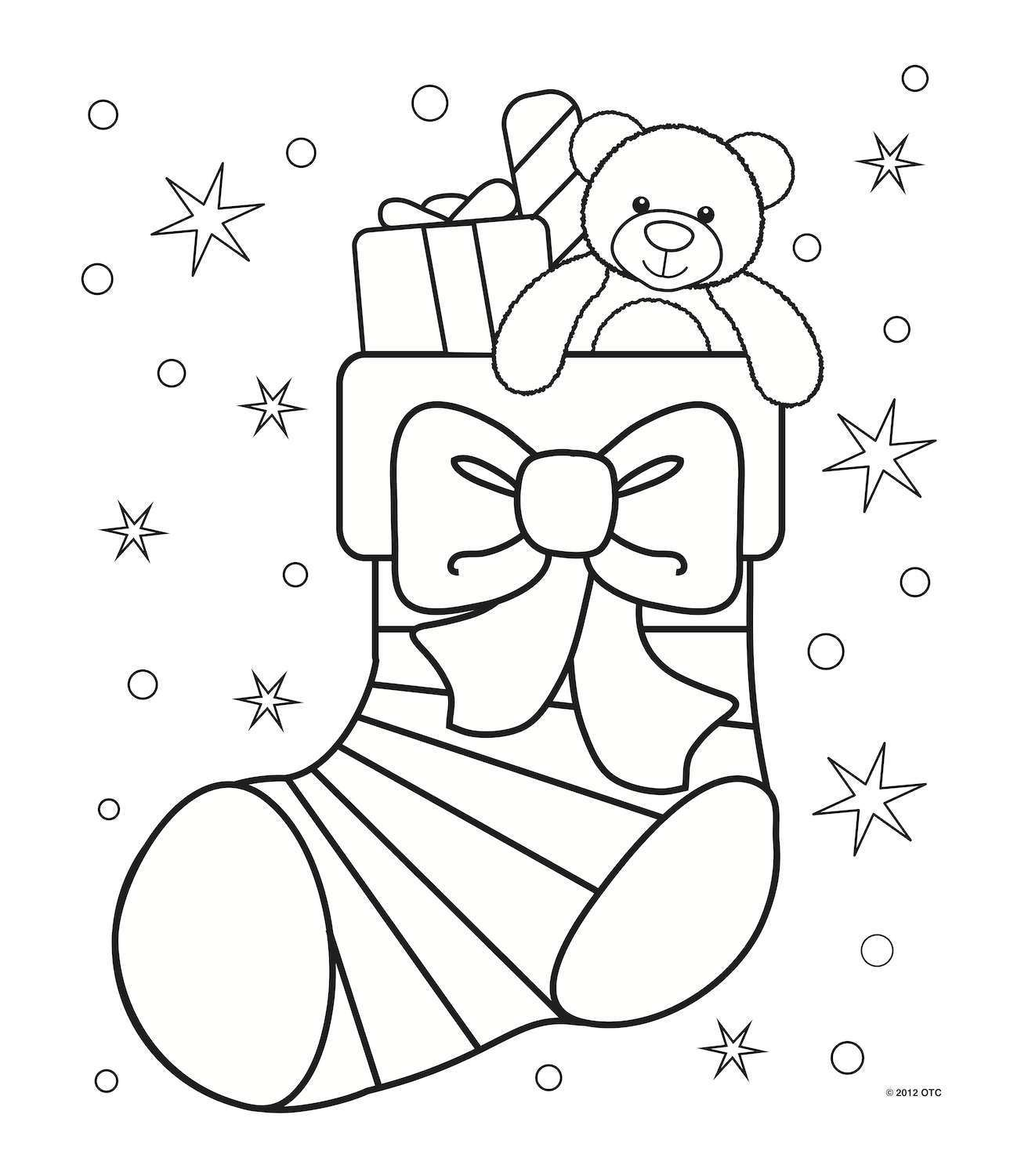 Elf Coloring Page Best On The Shelf Printablering Pages