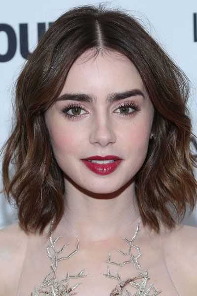 10 Gorgeous Wavy Hairstyles   Prom hairstyles for short ...