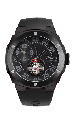 This stunning Alpina watch with model number AL-980BBT5FBAE6 is from the Avalanche Extreme Manufacture collection. The appearance is brilliantly designed for Gents.