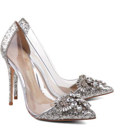 6807f21dfa7 Pin de Iris Ntanakos em A shoes heels embellished rhinestone ...