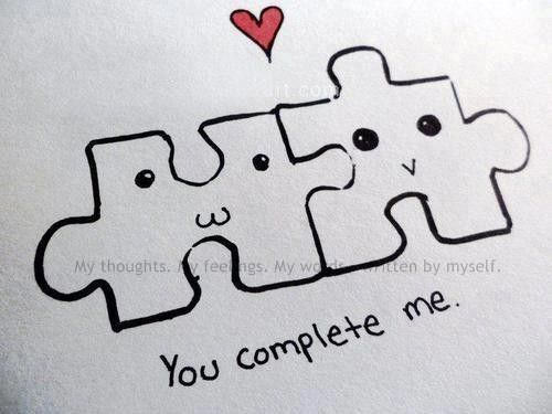 :-) cute drawings for him, easy love drawings, cute pictures to draw, love