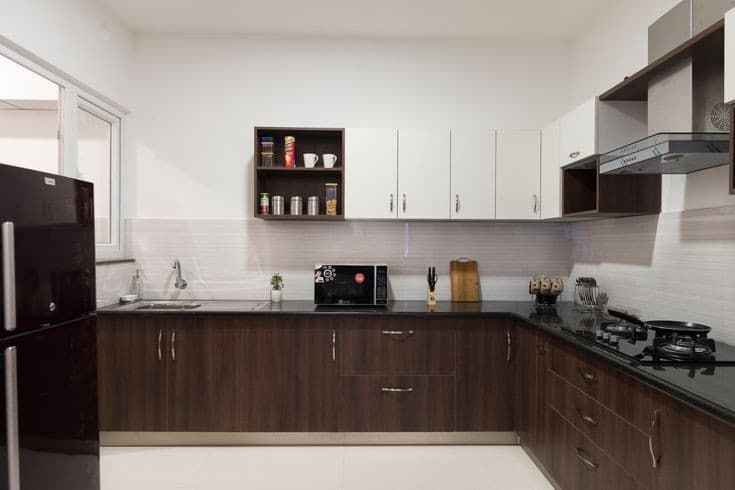 Best Completed Modular Kitchen Designs By Homelane Com Classic 400 x 300