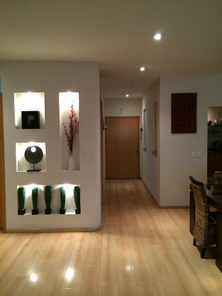 Piso em laminado house home pinterest pisos entrada for Pisos y decoraciones