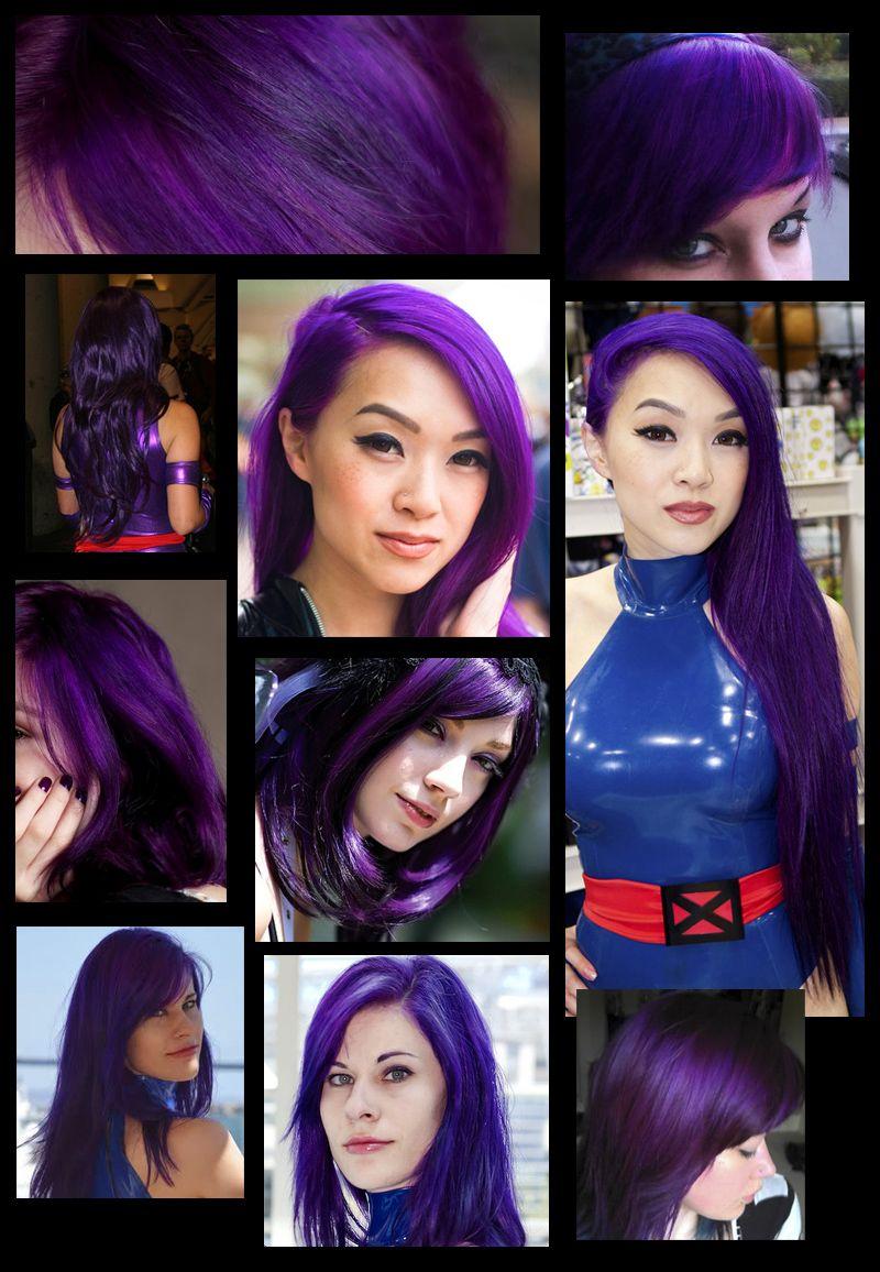 net 39 s little corner purple hair ion color brilliance. Black Bedroom Furniture Sets. Home Design Ideas