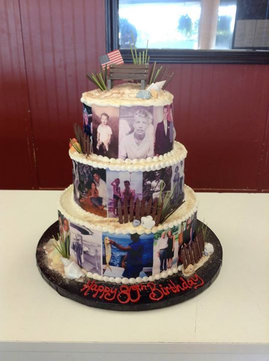 This Is A Beautiful Cake Full Of Memories Homestyle Bakery