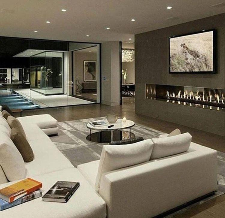 offene wohnrume raumgestaltung innenarchitektur haus design wohnbereich neubau wohnraum luxus moderne wohnzimmer - Wohnraum Ideen Wohnzimmer