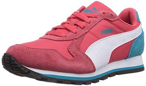 Puma St Runner Nl, Sneakers Basses mixte adulte, Gris (Drizzle/White/Coral  Cloud Pink), 41 EU - Chaussures puma (*Partner-Link) | Chaussures Puma ...