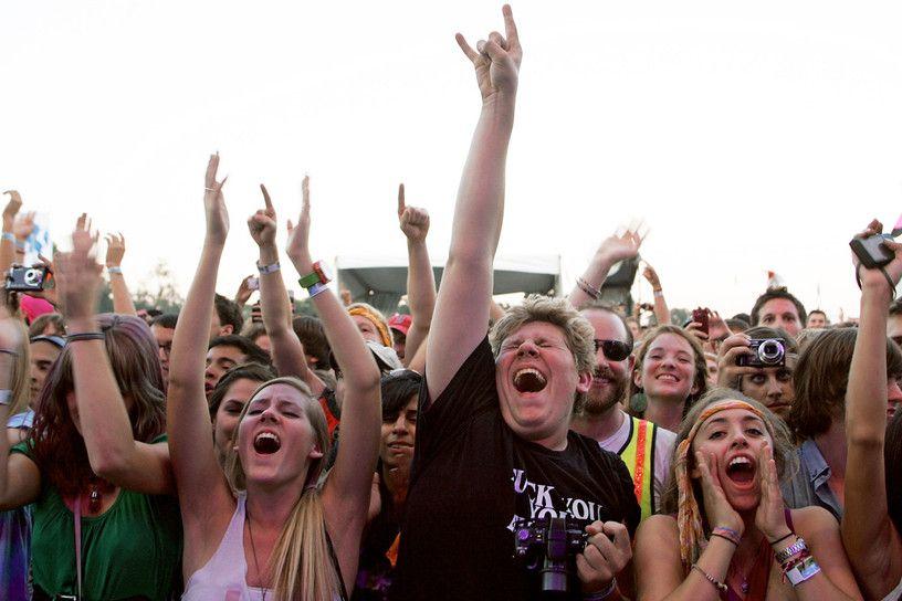 Live Shots: Grimes Lights Up Austin City Limits Fest 2013