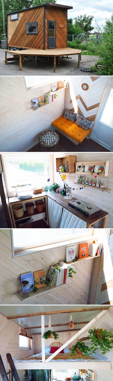 Tinybox By Association La Manufacturette Concrete Home Tiny