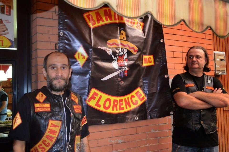 BANDIDOS MC FIRENZE | Bandidos MC | Bandidos motorcycle club, Biker