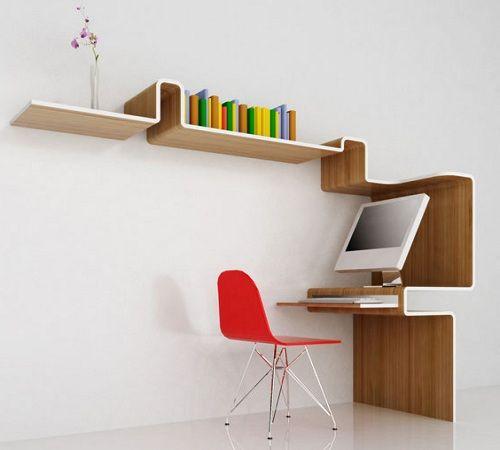 estanteria escritorio