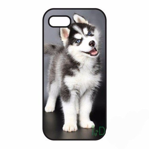 iPhone back skins cellphone case cover  Husky Puppy Animals Dogs, Pets