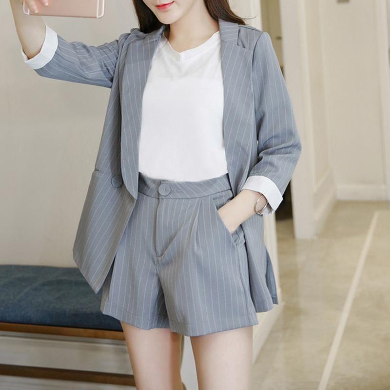 Short Pant Suit Set