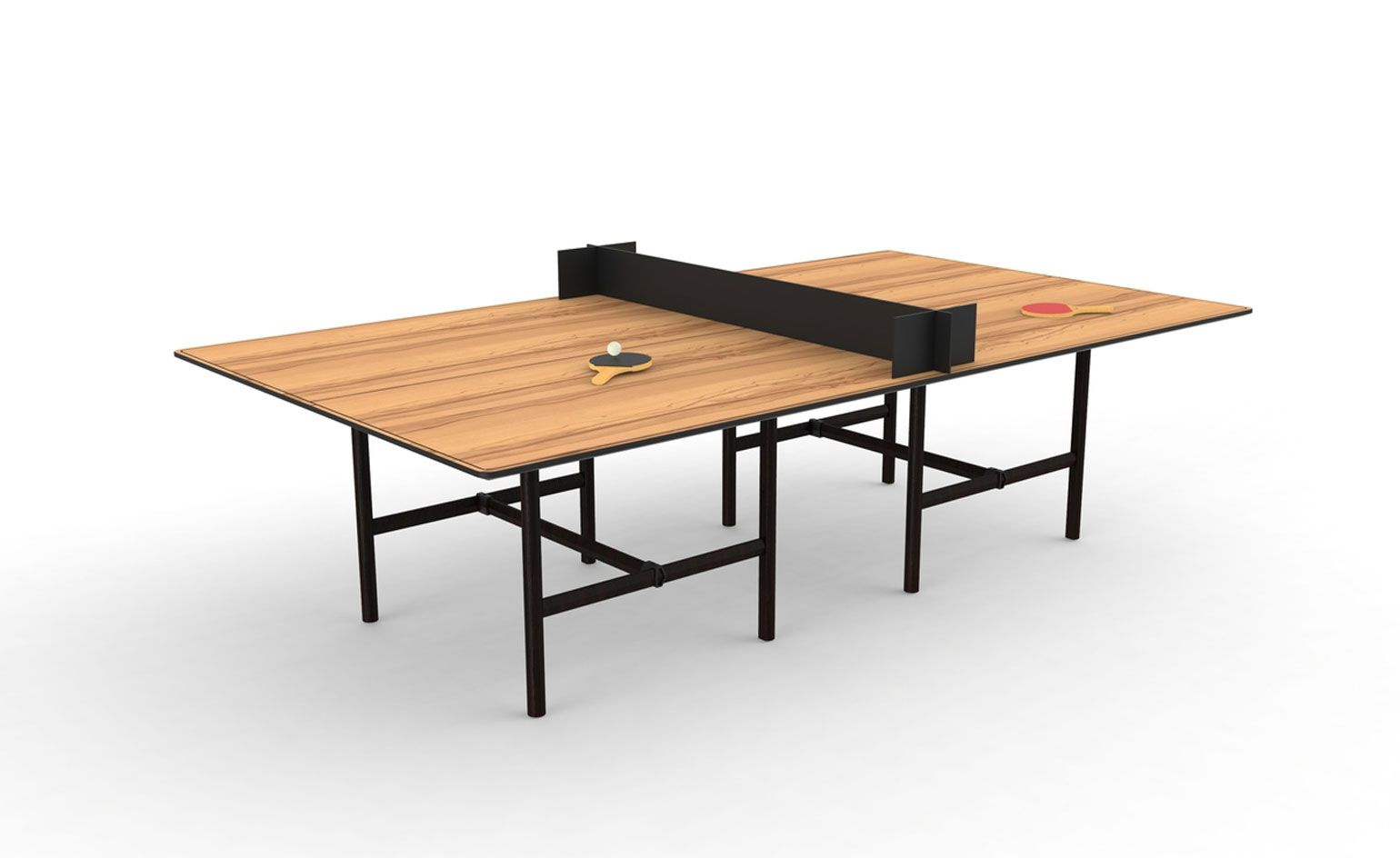 Marvelous Bouncing Around: Rounding Up The Most Innovative Ping Pong Table Designs |  Design | Wallpaper