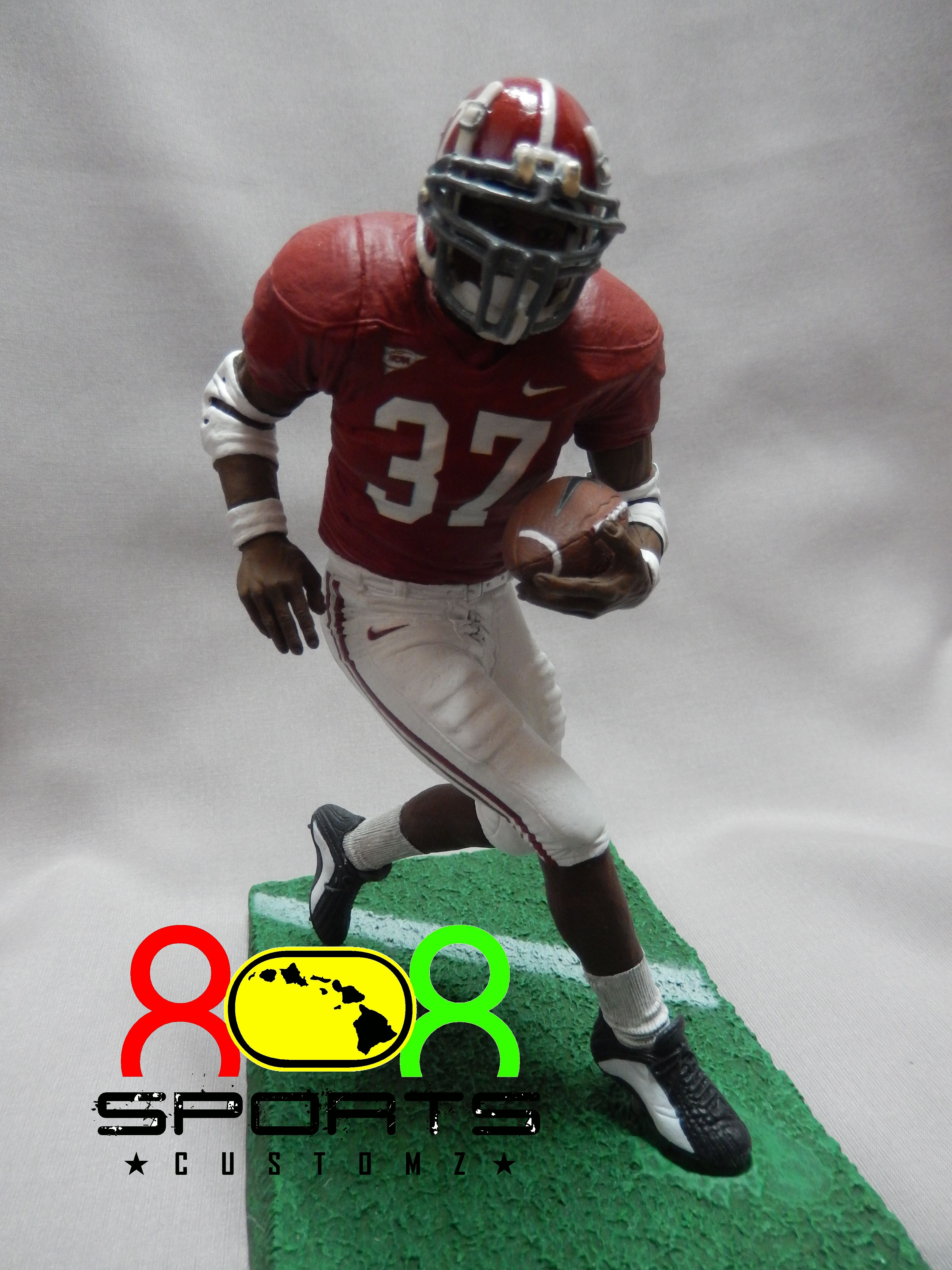 Shaun Alexander 808 Sports Customz Sports figures