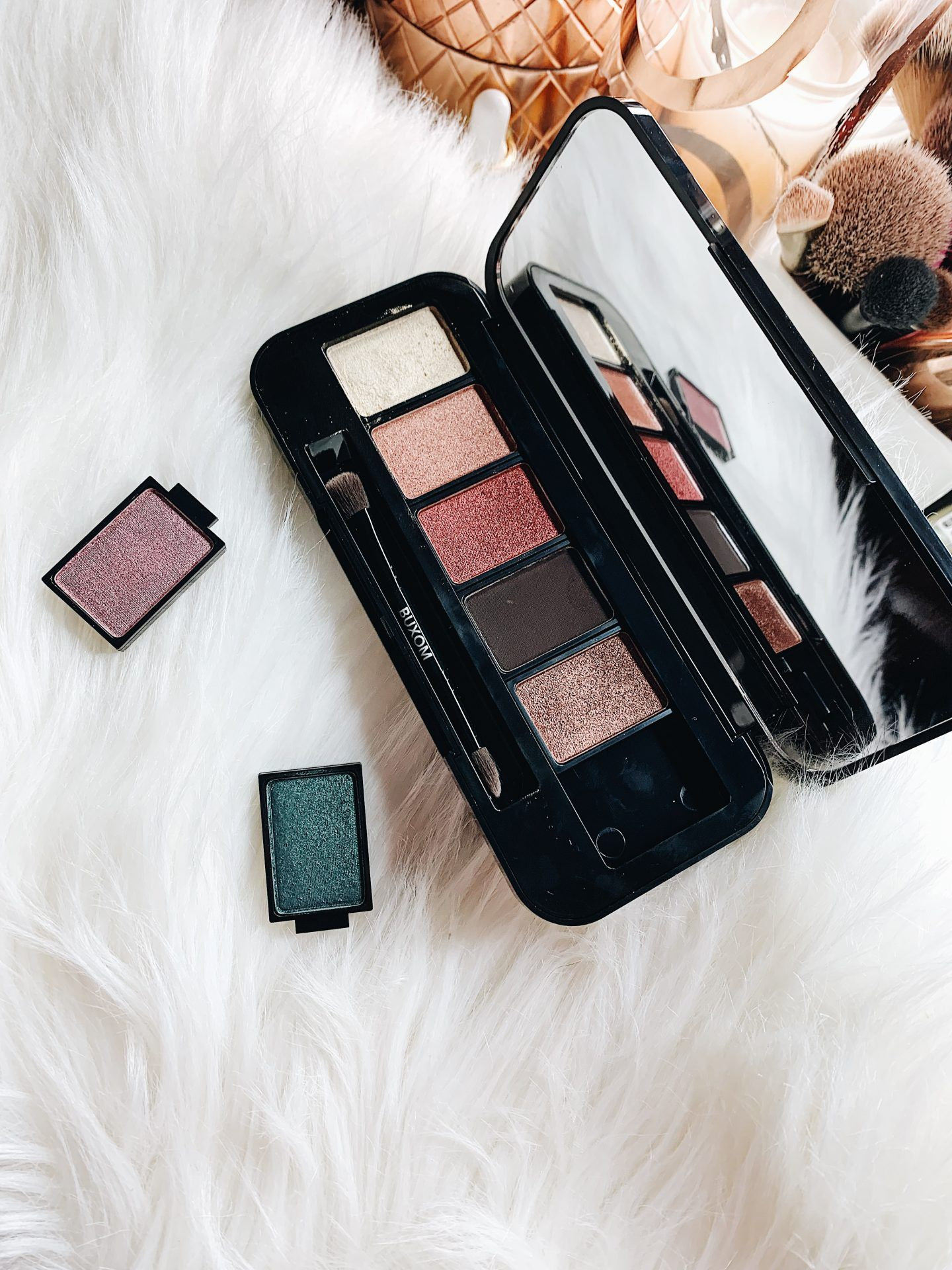 Create Your Own Fall Palette With Buxom Cosmetics Plus