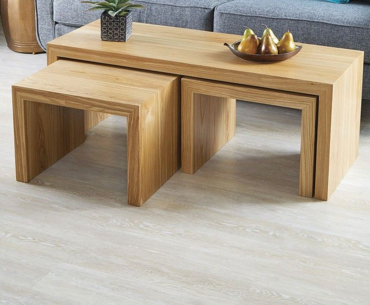 Nesting Tables As Stunning As They Are Sturdy Thanks To Our