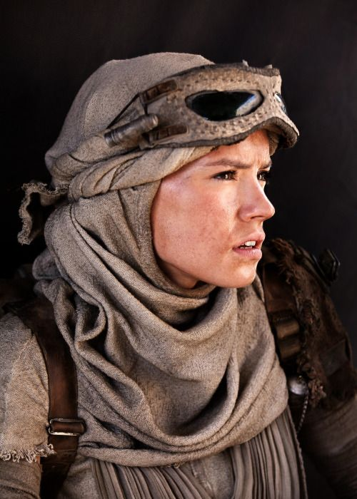 Star wars vii rey star wars pinterest star wars daisyridley and personnage star wars - Personnage star wars 7 ...