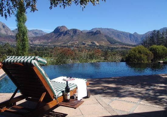 Blueberry Hill | Blueberry Hill Cottages (Franschhoek, South Africa) - Ranch Reviews ...