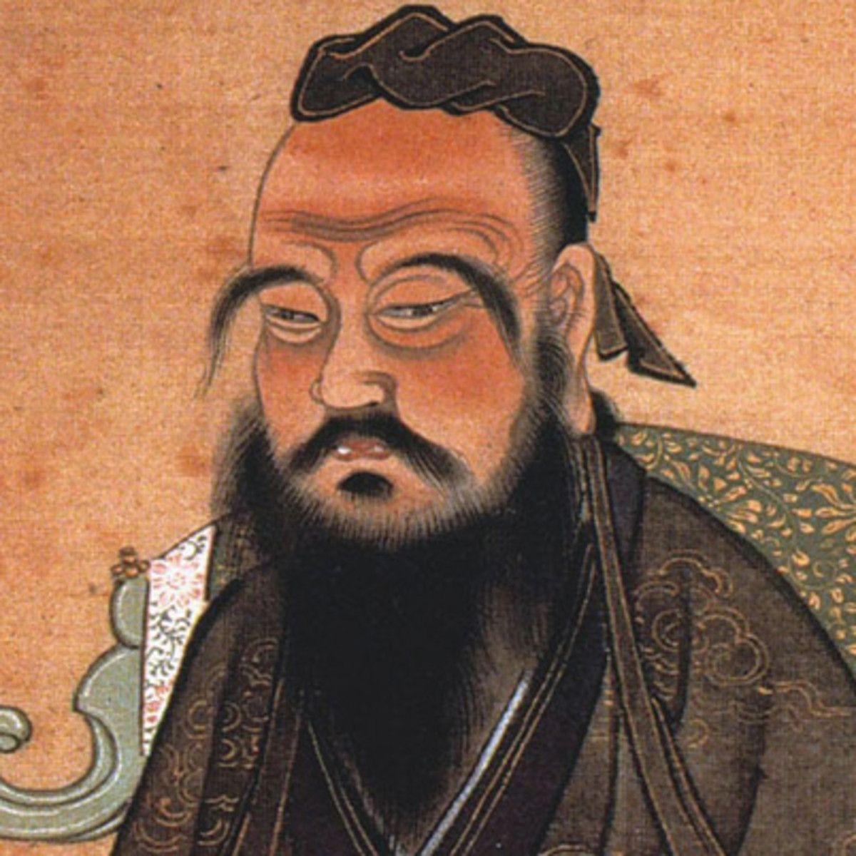Confucius was an influential Chinese philosopher teacher and – Confucius Says Worksheet