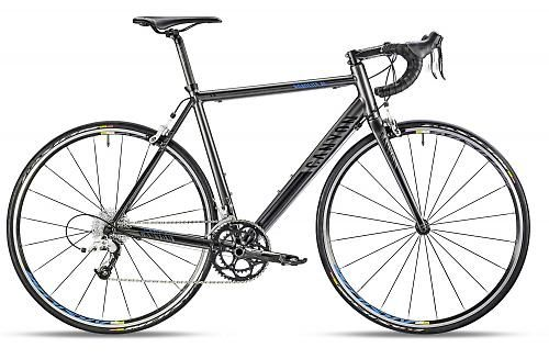Canyon 2014 Roadlite Al 7 0 Gets Updated Frame And Full Carbon