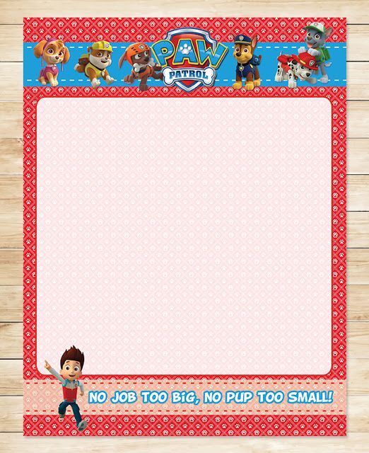 Paw Patrol Stationery Paper Red  Paw Patrol Birthday  Paw Patrol Paper  Paw Patrol Favors - Paw patrol birthday, Paw patrol printables, Paw patrol party, Paw patrol party printables, Paw patrol favors, Paw patrol printables free - partyprintables37 currency USD&sort by highest price first&search shop items keywords paw+patrol